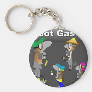 Got Gas Keychain