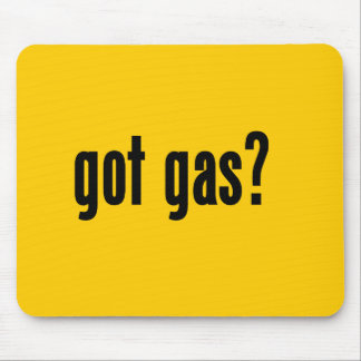 got gas? mouse pad