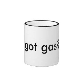 got gas? mugs