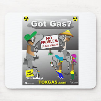 Got Gas? No Problem Mouse Pad