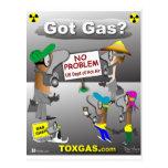 Got Gas? No Problem Postcard