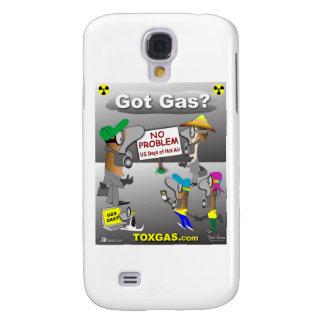 Got Gas? No Problem Samsung Galaxy S4 Covers