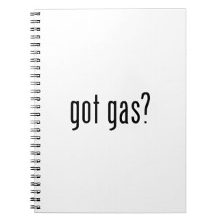 got gas? journal