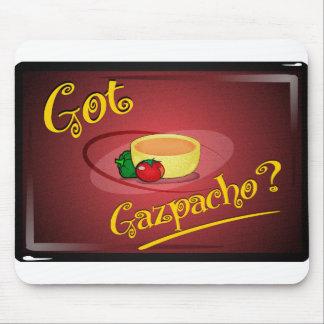 Got gazpacho? mouse pad