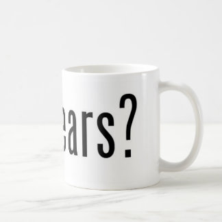 got gears? coffee mug
