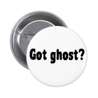 Got Ghost? Pin