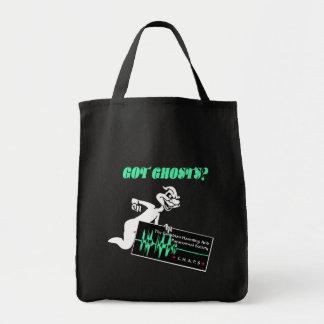 Got ghosts? Bag