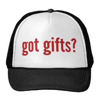 got gifts? trucker hat
