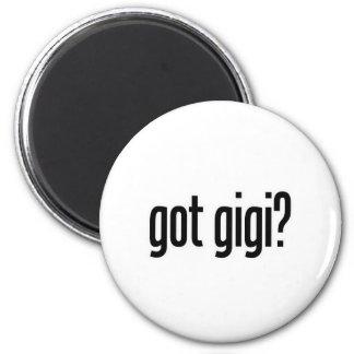 got gigi 2 inch round magnet