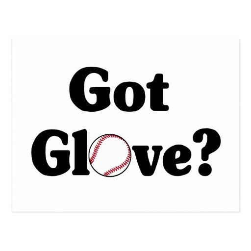 Got Glove? Postcard