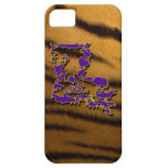 GOT GME TIGER FAN iPhone 5 COVER