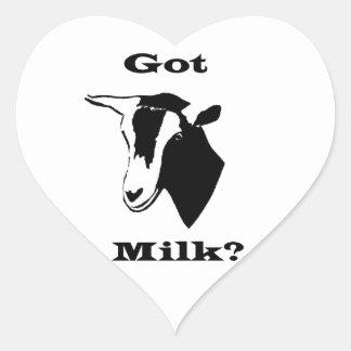 Got Goat Milk Stickers
