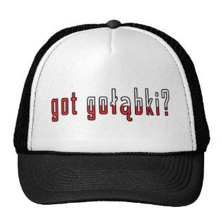 got golabki? Flag Trucker Hat
