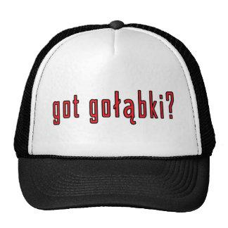 got golabki? trucker hat