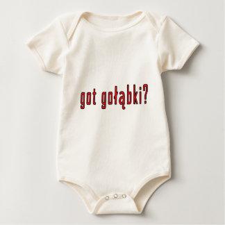 got golabki? baby bodysuits