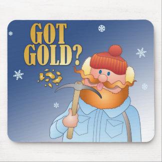 Got Gold? Mouse Pad