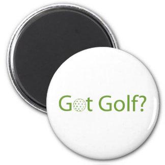 Got Golf 2 Inch Round Magnet