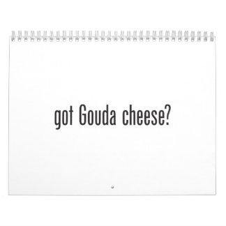 got gouda cheese calendars