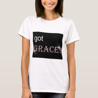 Got Grace black .gif T-Shirt
