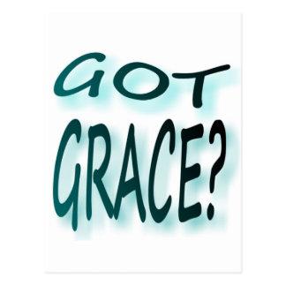 Got Grace Postcard