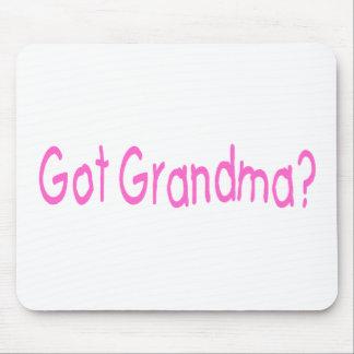 Got Grandma (Pink) Mouse Pad