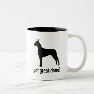 Got Great Dane Two-Tone Coffee Mug
