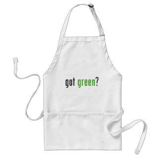 Got Green? Adult Apron