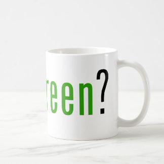 Got Green? Coffee Mugs