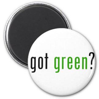 Got Green? Fridge Magnets