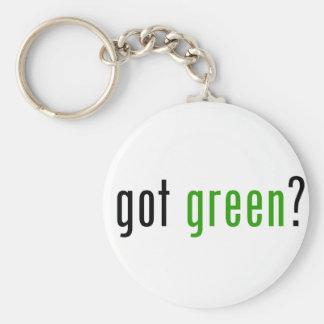 Got Green? Keychains