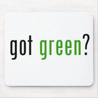 Got Green? Mouse Mat