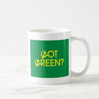 Got Green? Mug