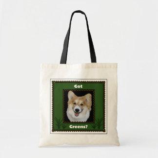 Got Greens? Canvas Bags