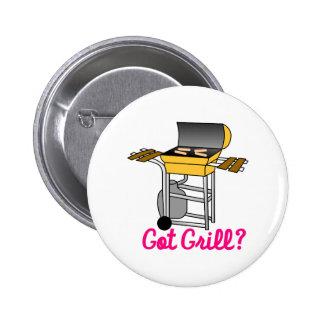 Got Grill? Pinback Button
