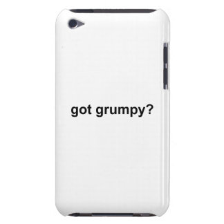 Got Grumpy iPod Touch Covers