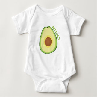 Got Guac? Baby Bodysuit