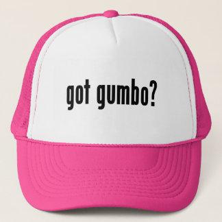 got gumbo? trucker hat
