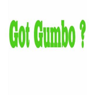 Got Gumbo shirt