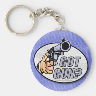 Got Gun?... Keychain