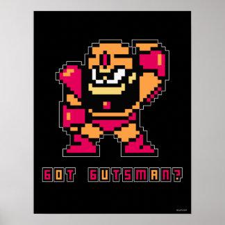 Got Gutsman? Poster