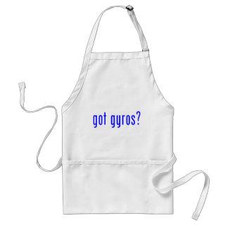 got gyros? adult apron
