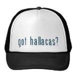 got hallacas trucker hat