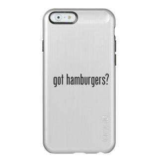 got hamburgers incipio feather® shine iPhone 6 case