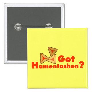 Got Hamentashen? Button