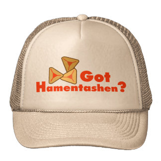 Got Hamentashen? Hats
