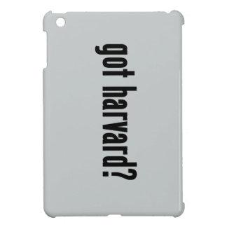 got harvard? iPad mini case