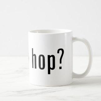 got hip hop? coffee mug