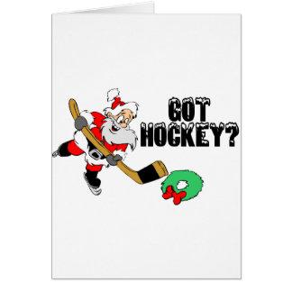 Got Hockey? Card