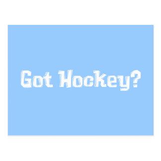 Got Hockey Gifts Postcard