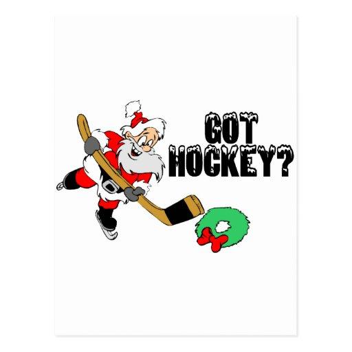 Got Hockey? Postcard